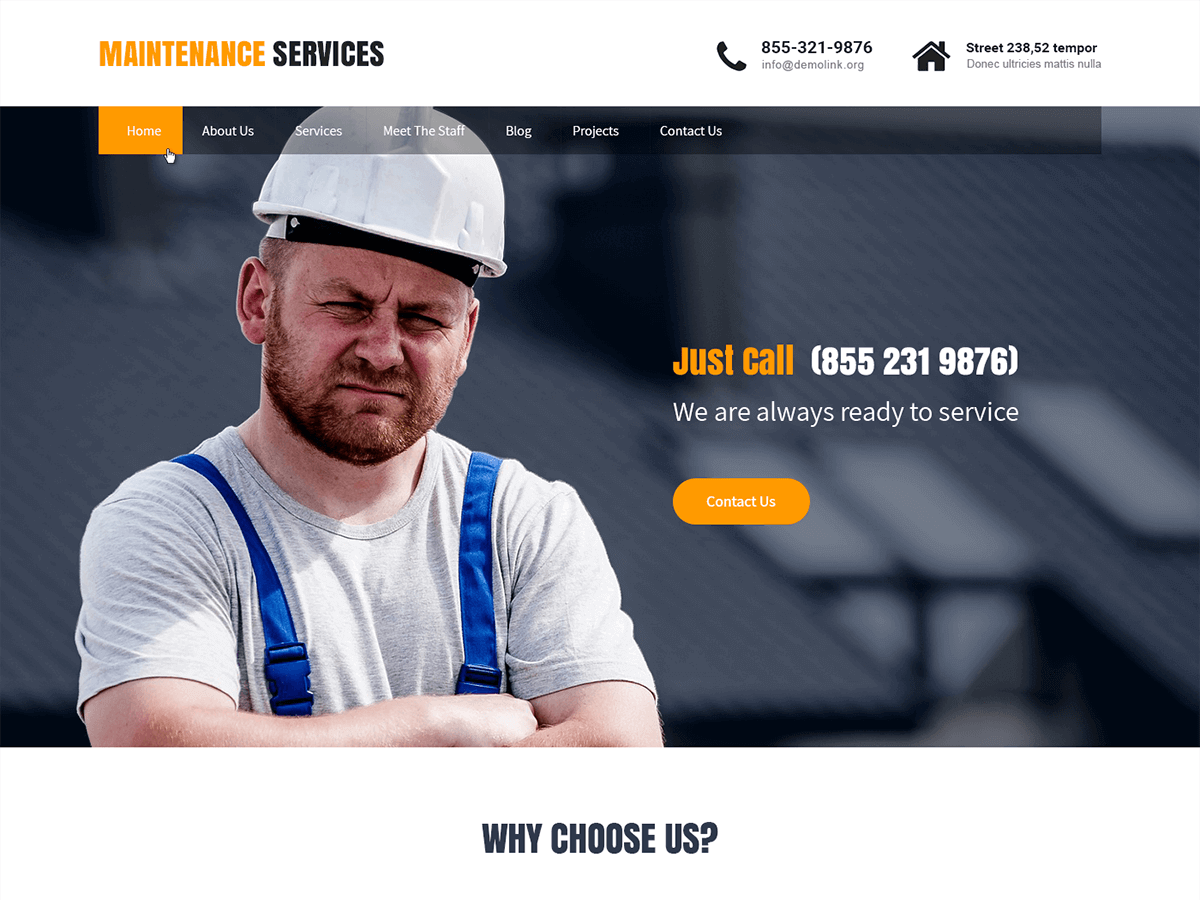 maintenance services pro